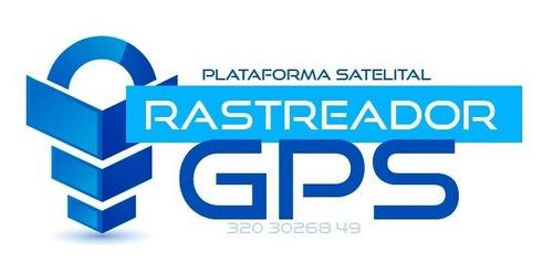 plataforma gps, seguimiento satelital, rastreo gps ::1 año::
