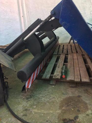 plataforma hidraúlica marksell - toco e 3/4 (com para-choque