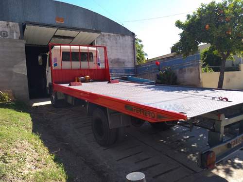 plataforma hidraulica modelo federal (para auxilio mecánico)