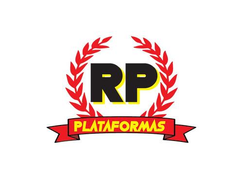 plataforma hidráulica p/ guincho à venda parcelamento fácil