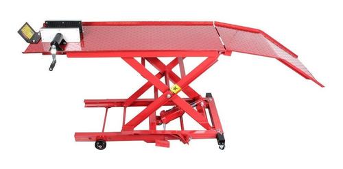 plataforma hidraulica para motocicletas 363kg mikels