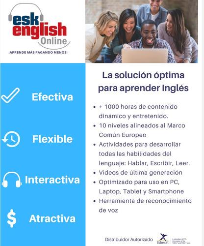 plataforma interactiva para aprender inglés desde casa