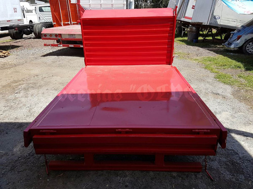 plataforma materealista para camioneta nissan np300