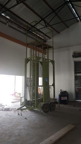 plataforma movil elevadora 10mt