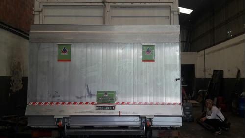 plataforma pala hidraulica  p camion. reparacion,repuestos