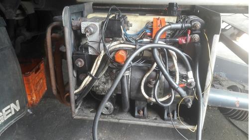 plataforma pala hidraulica para camion.repuestos