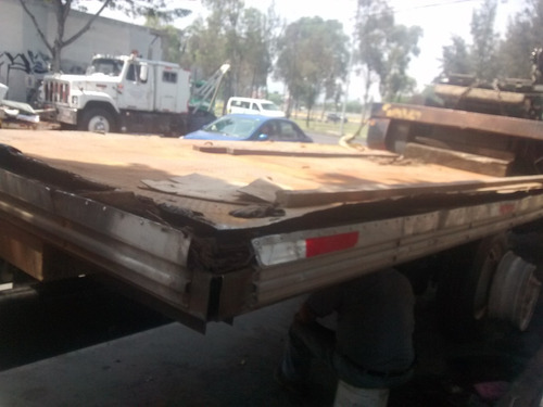 plataforma para camion