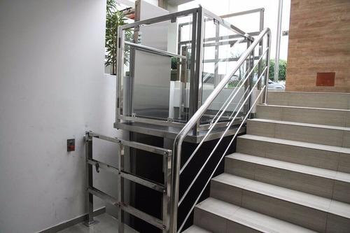 plataforma para discapacitados - silla de ruedas