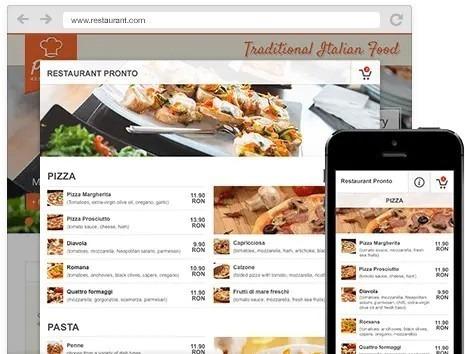 plataforma para restaurantes online (envios y reservaciones)