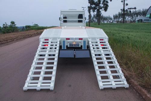 plataforma prancha para transporte