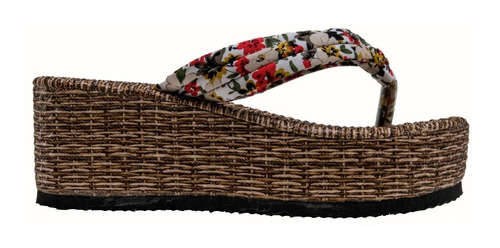 plataforma sandalia dama