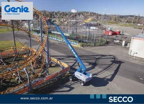 plataforma telescopica diesel s60 xc genie  - desde