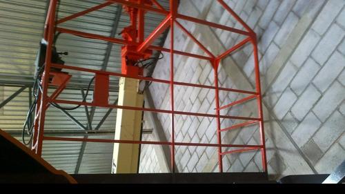 plataforma telescopica jlg 40 pies