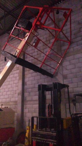 plataforma telescopica jlg 40 pies todo terreno