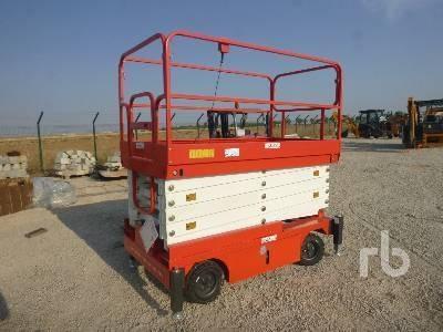 plataforma tijera craft 660 lb electrico modelo c9000 2014