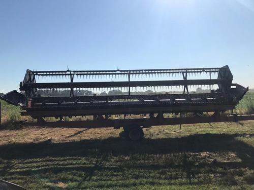 plataforma trigo/soja case c/reforma picser, 25 pies.