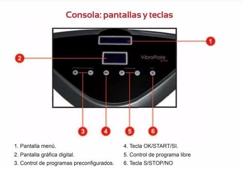plataforma vibratoria vibroplate gold , europea gold