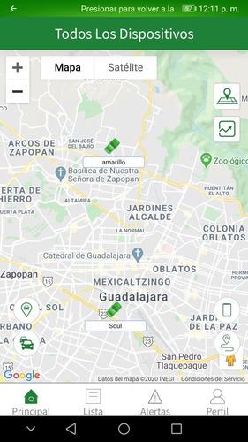plataforma web de rastreo para localizadores gps