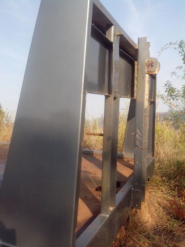 plataforma/prancha fixa 4,00 metros