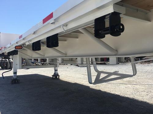 plataformas 40pies 2 ejes 2017