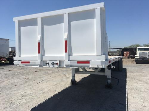 plataformas 40pies 2 ejes 2018