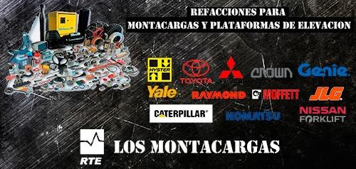 plataformas genie jlg  $ 1.00 usd = $ 16.99 mn montacargas
