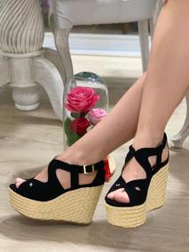 Zapatos Mujer Tejidos Sandalias Dama En Crochet Para 8n0wXZPNOk