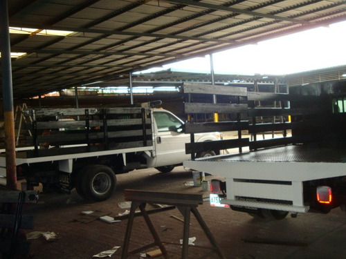 plataformas para todo tipo de camiones