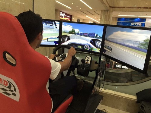 plataformas simuladoras stewart de carreras -