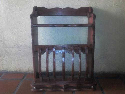 platera de madera saman
