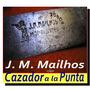 Cuchillo Cazador Jm Mailhos No Daga Faca Broqua Antique