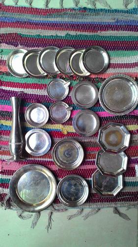 plateria criolla - platitos, platos y varios