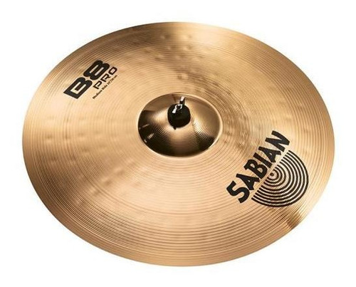 platillo 20  medium ride b8 pro brillante sabian  32012b