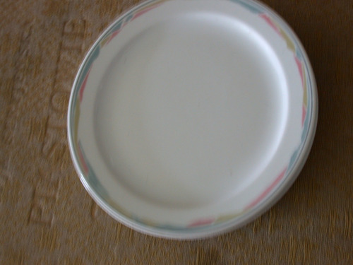 platillo   bauscher  aleman