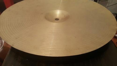 platillo crash 16 pulgadas. drumtech. ideal principiantes