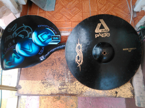 platillo crash 18p alpha paiste slipknot