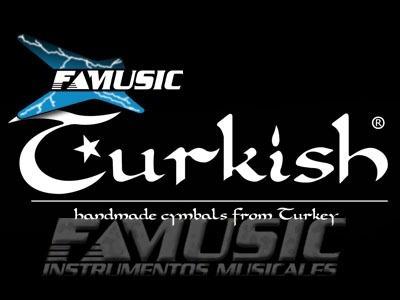 platillo p/ bateria hi-hat turkish gl-h14 golden legend 14