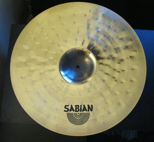 platillo ride sabian hhx evolution de 20 pulgadas nuevo !
