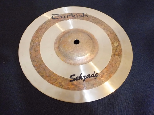 platillo splash turkish sehzade 10'' percusión y batería