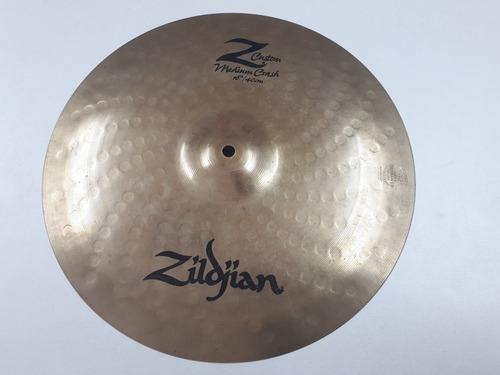 platillo zildjian z custom medium crash 16