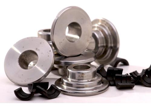 platillos de valvulas acero ford - chevrolet -torino rmcomp