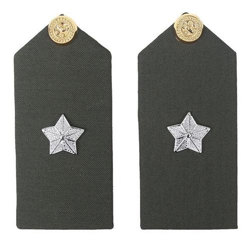 platina de aspirante militar do eb original - loja oficial