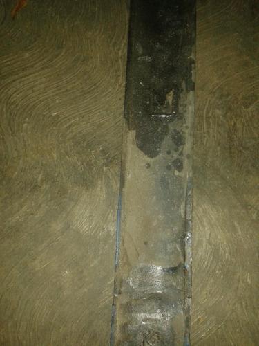 platina de la puerta de optra tracera izquierda