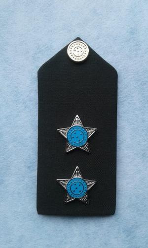 platina eb modelo 09 - 5 pares - primeiro tenente