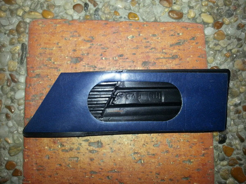 platina guardafango izquierdo toyota corolla 90-93  original