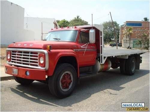 platina lateral para ford 600 y 750
