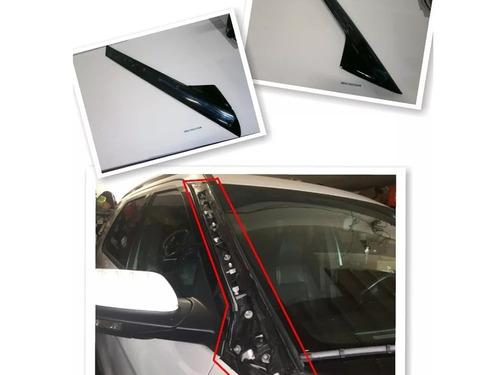 platina moldura externa de parabrisa ford explorer 2012-2016