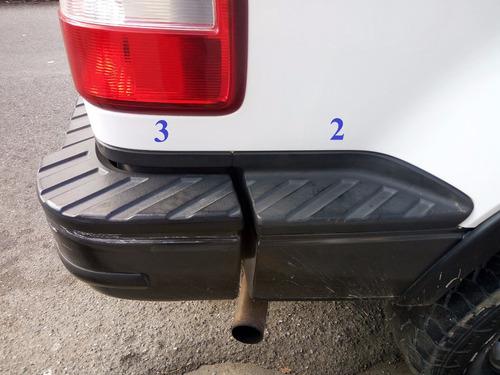 platinas de cajón o estribos de cajón de ford fx-4