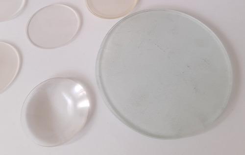 platinas de vidrio, escenarios para microscopios