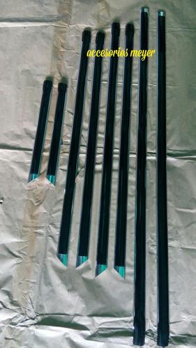 platinas laterales de capricce 4 puertas y 2 puertas